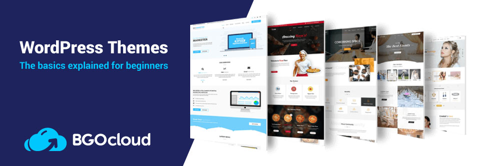 WordPress Themes for Beginners