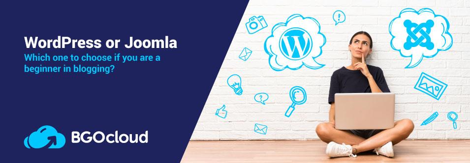 WordPress or Joomla Hosting